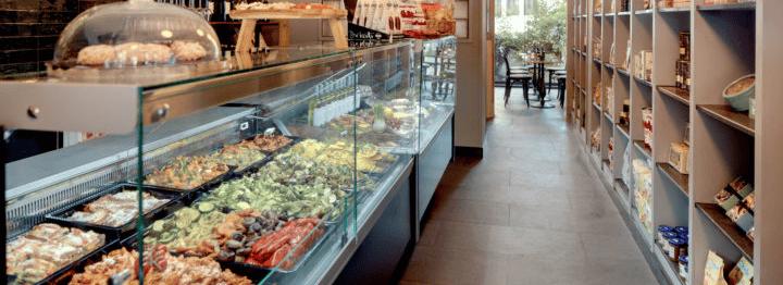 Renzo's Delicatessen Van Baerlestraat