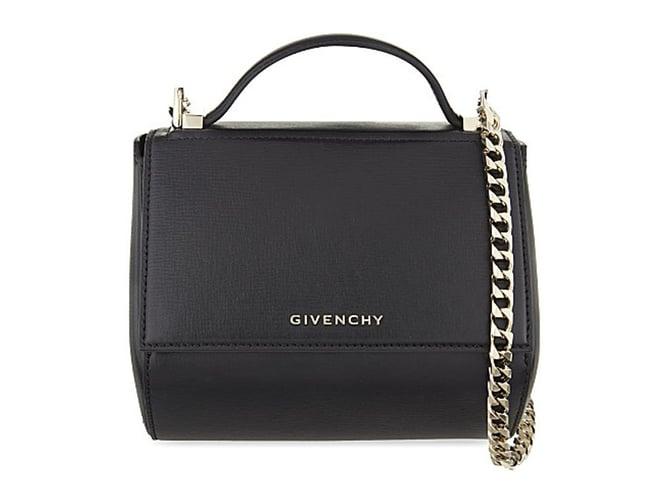 Givenchy Pandora Mini Leather Shoulder Bag