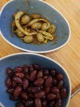 olijven klein bakje