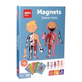 APLI - Menselijk Lichaam Magneetkaart 63-Delig
