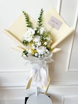 Flower Bouquet Small Wit