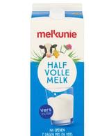Halfvolle Melk Melkunie 1 Ltr