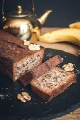 Banana Bread with walnuts