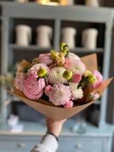 Bouquet Pastel medium