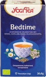 Yogi Tea Bedtime Thee 17 Builtjes