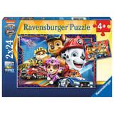 Ravensburger Ravensburger Puzzel Paw Patrol PAW Altijd Paraat 2 X 24 Stukjes 4+