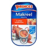 Makreel filets Princes