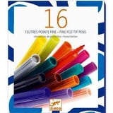 Djeco 16 Fijne Stiften