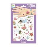 Djeco Tattoos - Fairy Friends