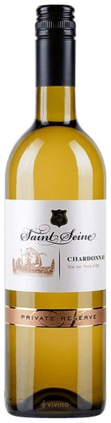Chardonnay vdp d'Oc 'Saint Seine' 2019