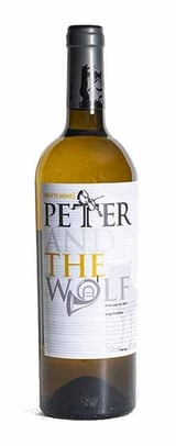 Peter and the Wolf Branco