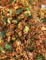 Kisir Bulgur Salade Meze Tapenade per 100 Gr