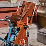 &ITALY Handmade Bikeseat Miele
