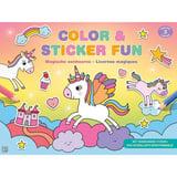 Color & Sticker Fun Magische Eenhoorns