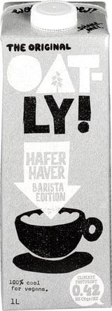 Haverdrank Barista Editon