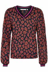 Nümph Numerilee long sleeve sweatshirt