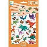 Djeco Tattoos - Dino Club