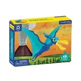 Mudpuppy Mini Puzzel Pterosaur