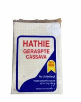 Geraspte Cassave Uit Diepvries