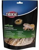 Meelwormen Proteïnerijk Voer Voor Reptielen