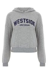 Westside Amsterdam Hoodie - Cropped
