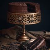 Whole Double Chocolate Cake (26cm)