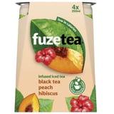 Fuze Tea Ijsthee Peach Hibiscus