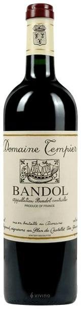 Domaine Tempier - Bandol Aoc Rouge 2015