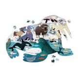 Mudpuppy Puzzel Artic Life 300 Pcs