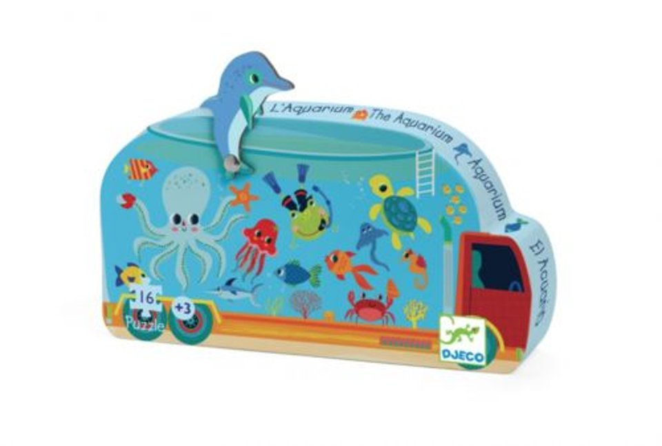 Puzzel Aquarium