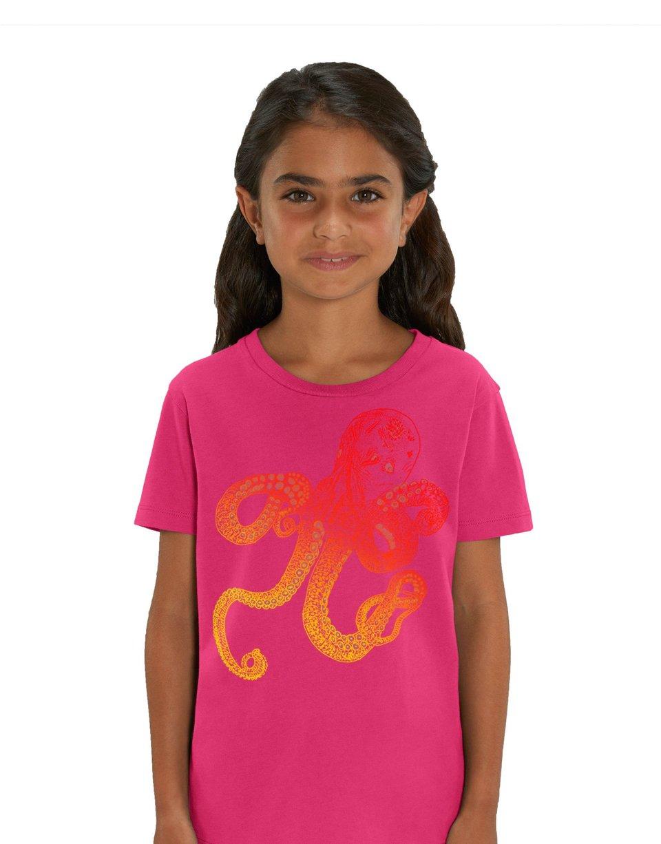 Octopus T-shirt #1