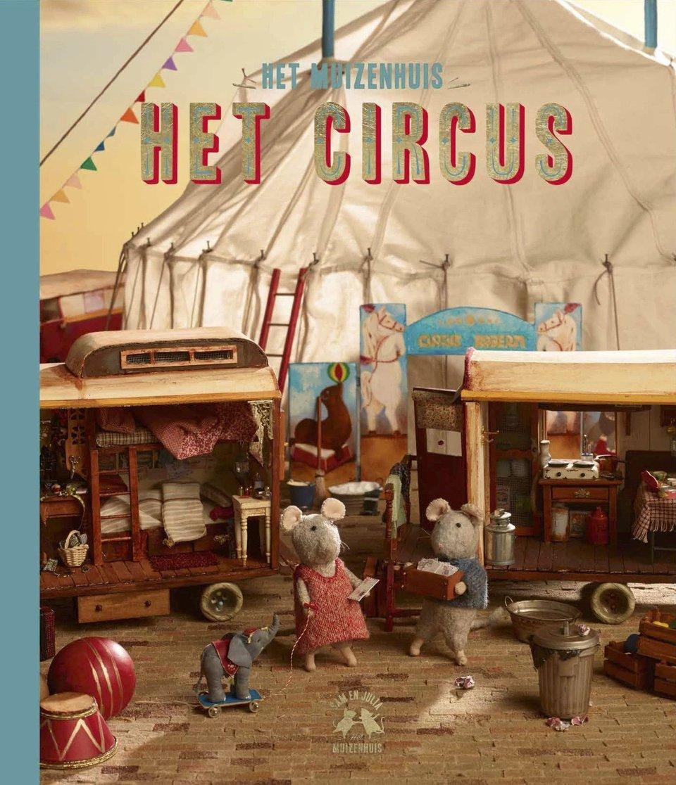 Het Muizenhuis - Het circus (deel 3)
