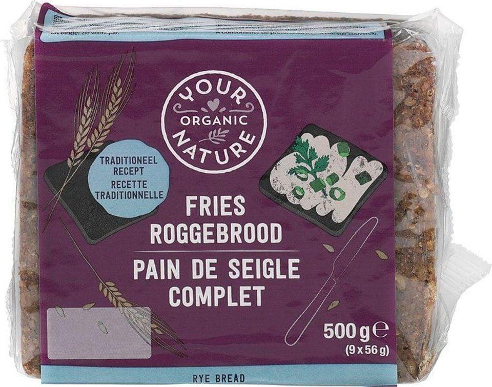 Fries roggebrood