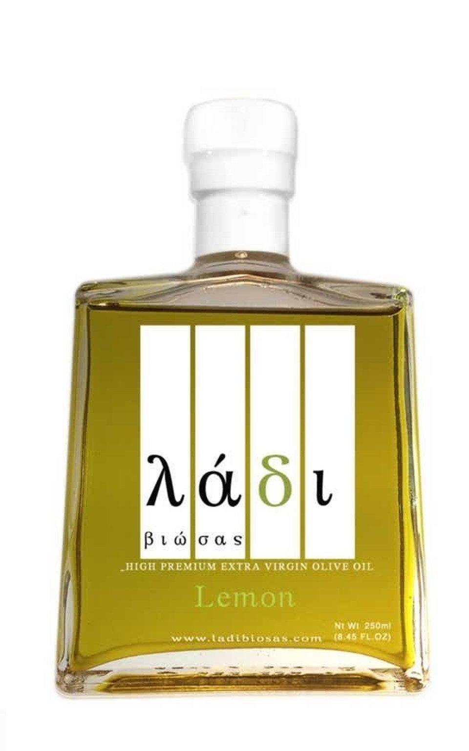 Olive Oil Lemon 250ml