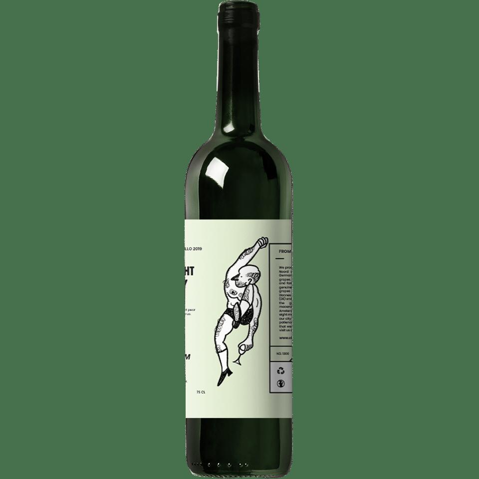 Moonlight Monkey - Riesling en Moscatel 2019 #2