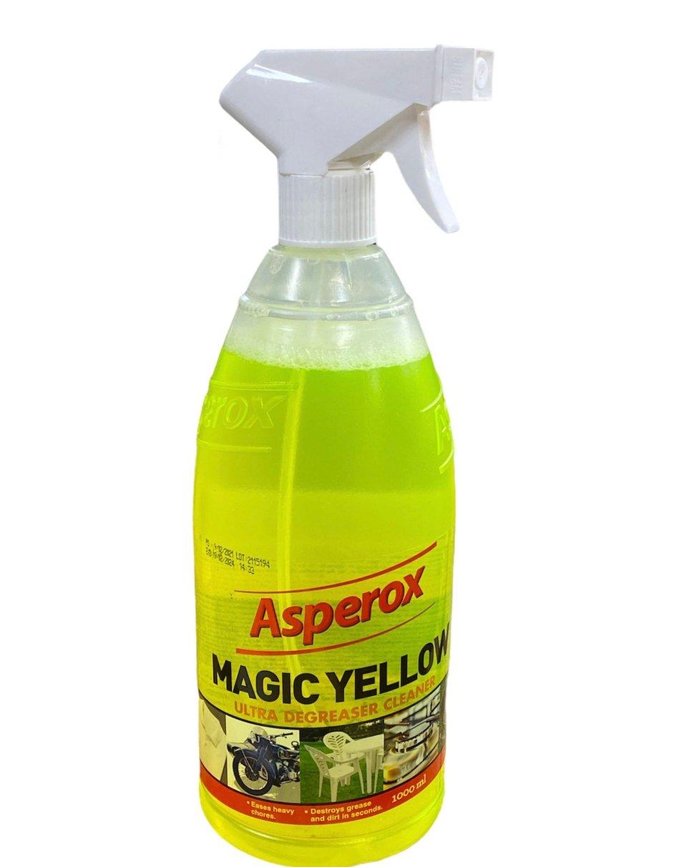 Asperox Sari Guc Cleaner Ontvetter