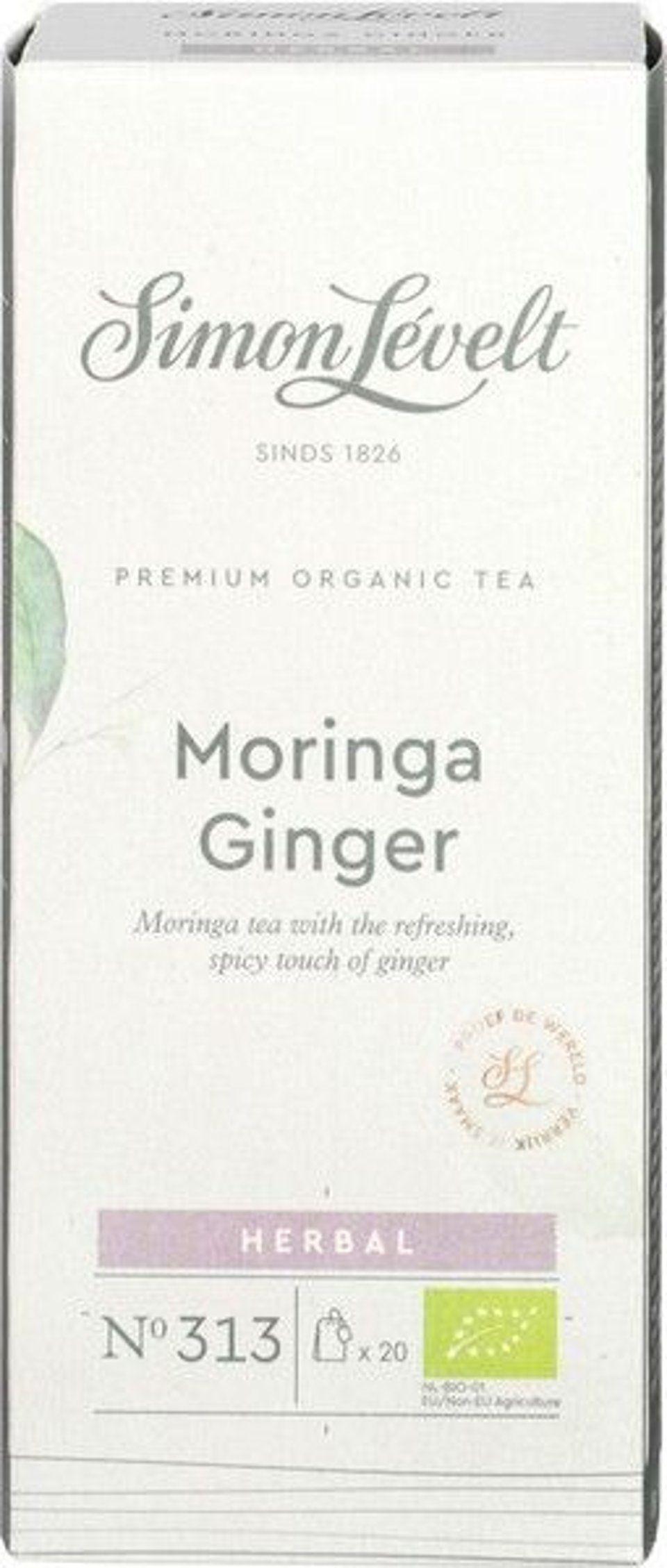 Moringa ginger thee