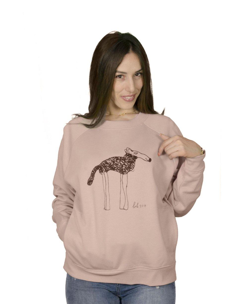 Shepherd Sweater - High Collar With Pockets