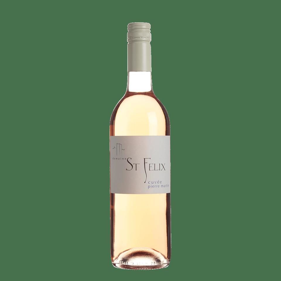 2020 St.Felix rosé, Grenache-Cinsault, Languedoc, Frankrijk