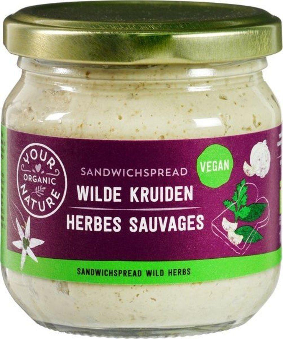 Sandwichspread wilde kruiden