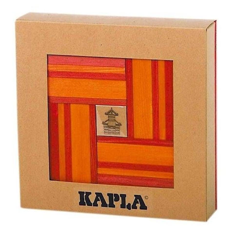 Kapla kleur + boek