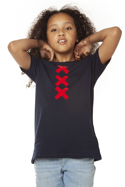 XXX Amsterdam T-shirt (suède)