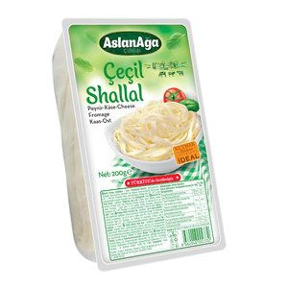 Aslanaga Shallal Colvette Verse Kaas 12x200 Gr