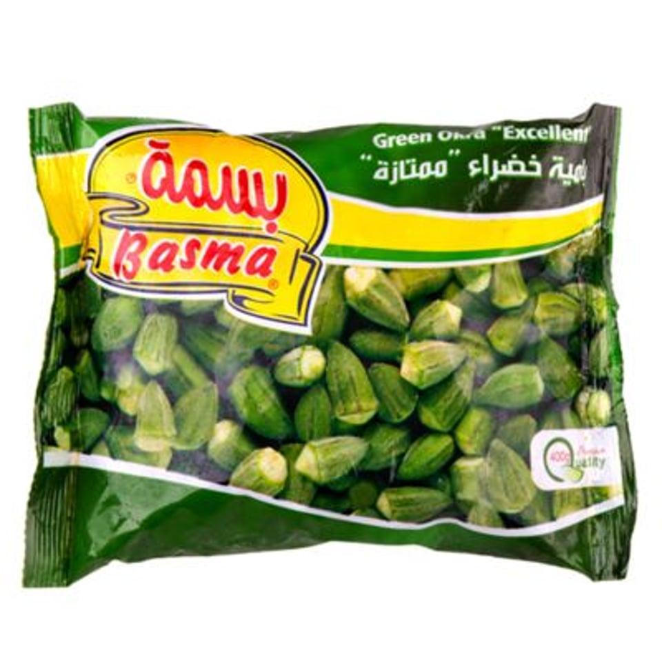 Basma Okra