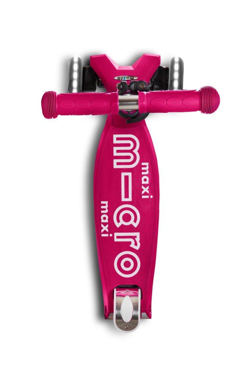 Micro Step Maxi de Luxe met Led wielen #2