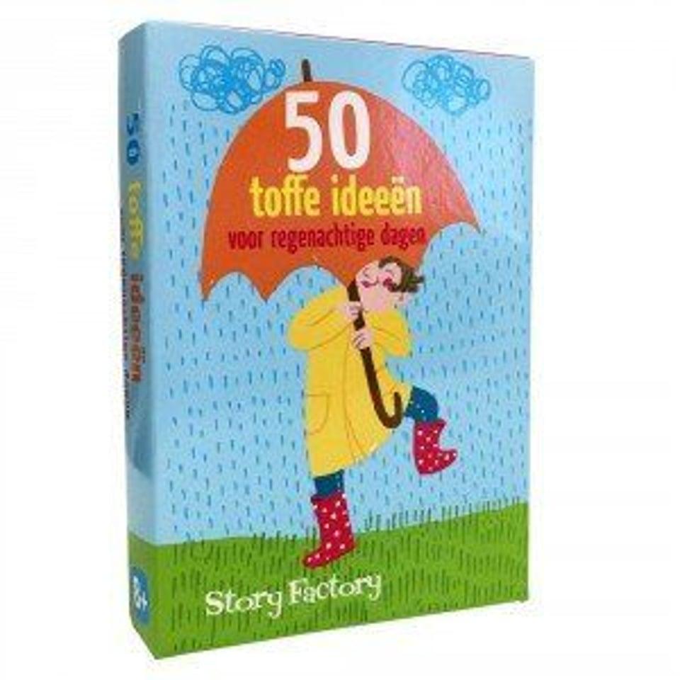 50 Toffe IdeeÃn Voor Regenachtige Dagen
