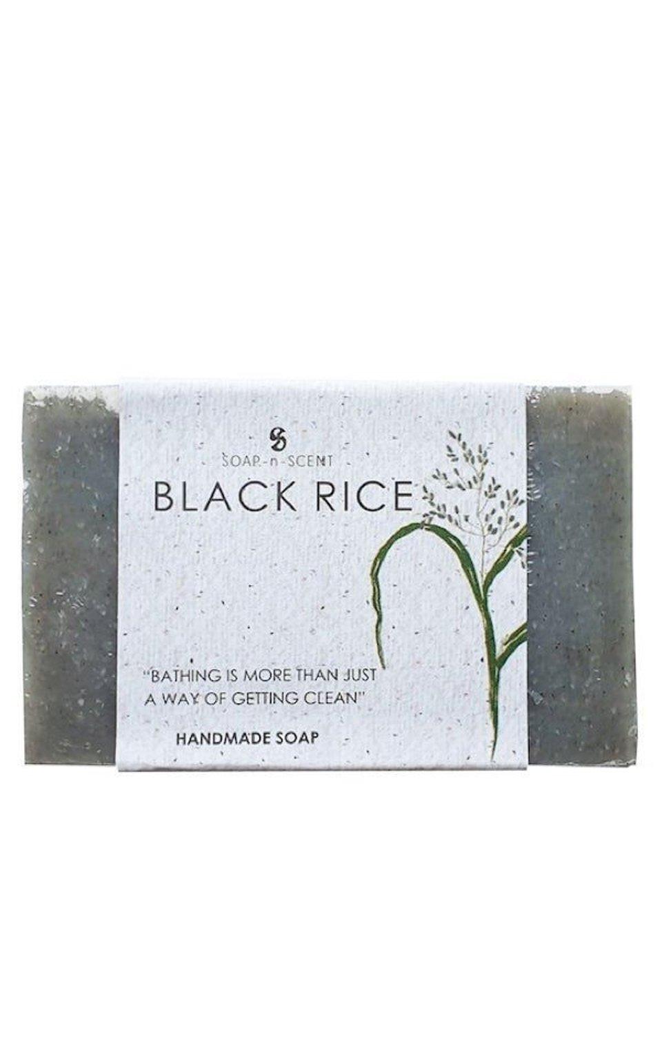 Soap - Black Rice