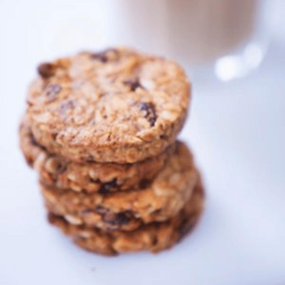 Vegan Granolakoekjes (geen suiker/zout) - Glutenvrij(150Grams)