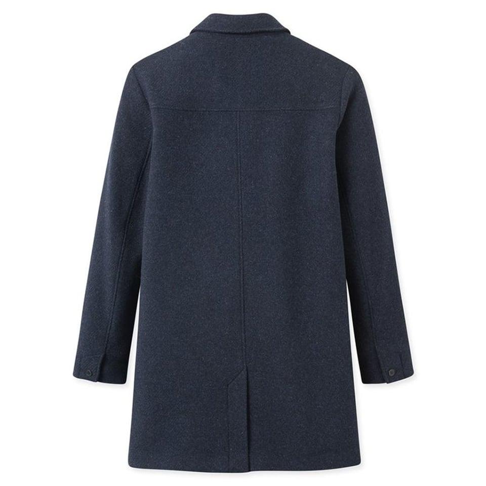 Brixtol Brixtol T-Coat Wool Navy #1