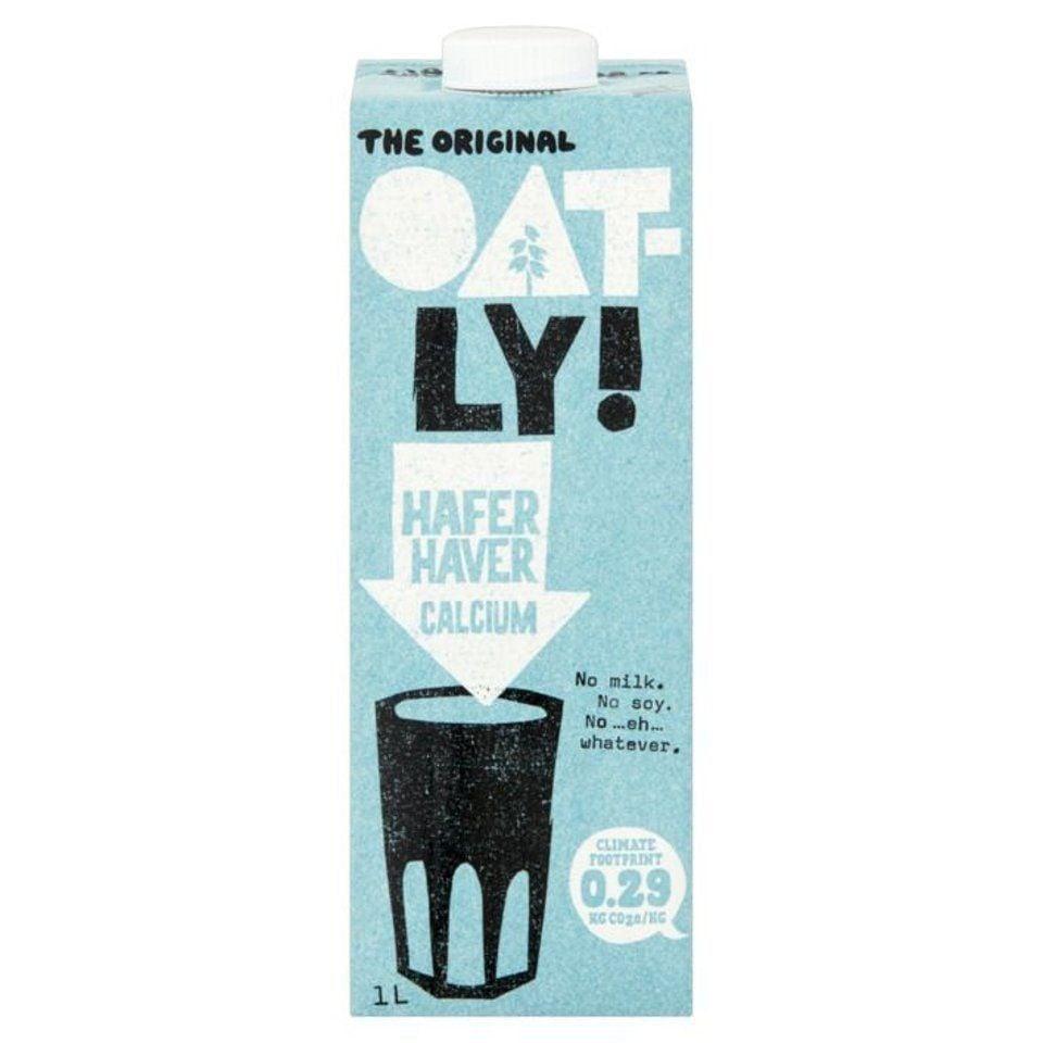 Haverdrank calcium